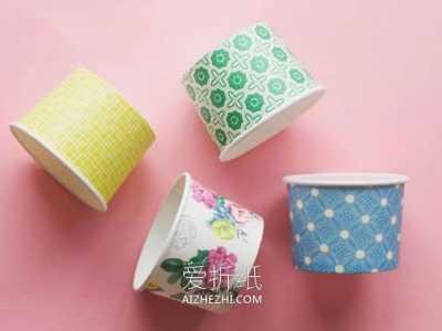 纸杯手工 幼儿园怎么做纸杯皇冠?#32933;?#30340;手工教程