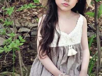 女童发型设计 天真活泼儿童发型