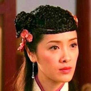 香港著名女演员向海岚靓丽头像图片
