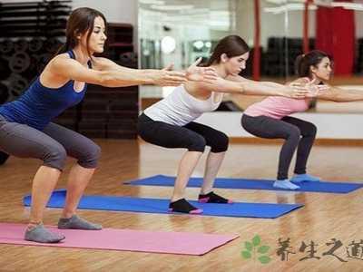 锻炼的好处有哪些 深蹲的好处有什么