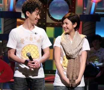 陈妍希和陈汉典 陈妍希终于上��康熙来了��