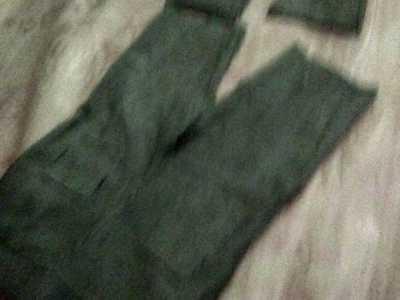 怎么把裤子改成裙子 旧裤子?#30007;?#35033;子的教程步骤