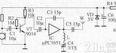 制作简单的图例 让电子小制作更简单