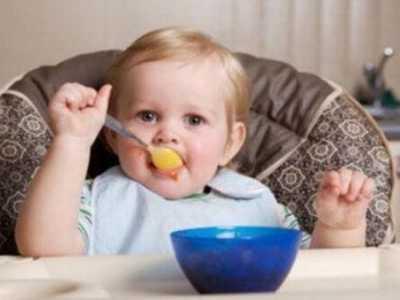 宝宝一岁吃的特别多 一定要多吃这五种东西