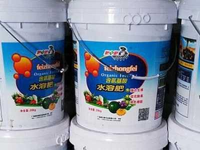 日本玉肥肥效 揭秘为什?#35789;?#29992;氨基酸水溶肥效果不佳