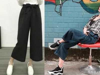 阔腿裤搭配什么鞋 教你穿得更出众