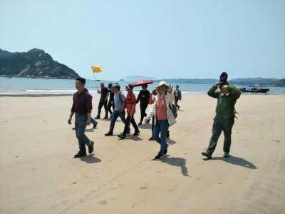 大京沙滩 赤足体验霞浦大京海滩的妙不可言