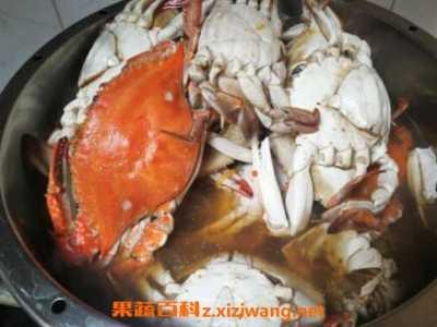 螃蟹做法 煮螃蟹的做法步骤